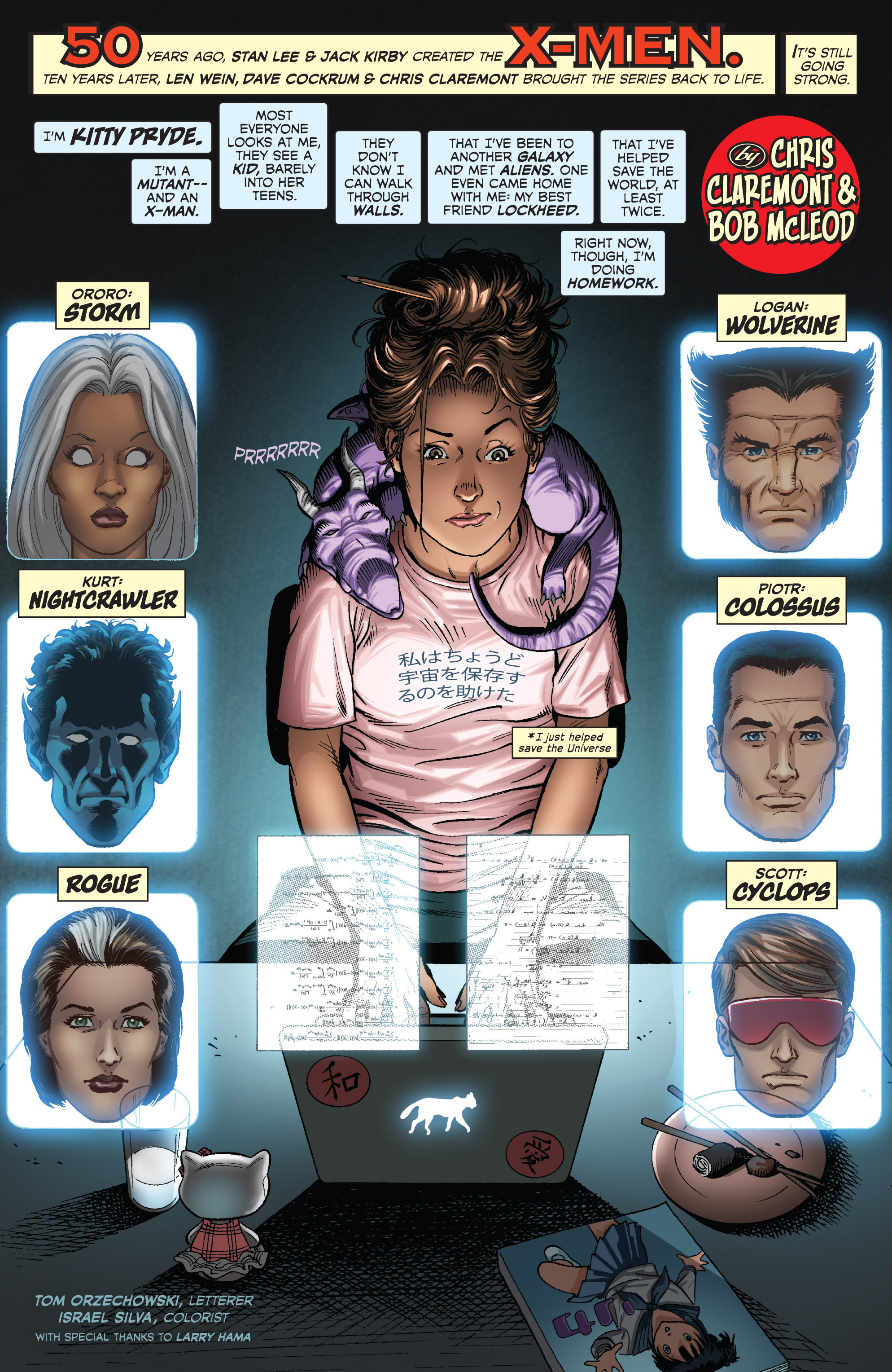 Read online All-New X-Men (2013) comic -  Issue # _Special - All-Different - 80