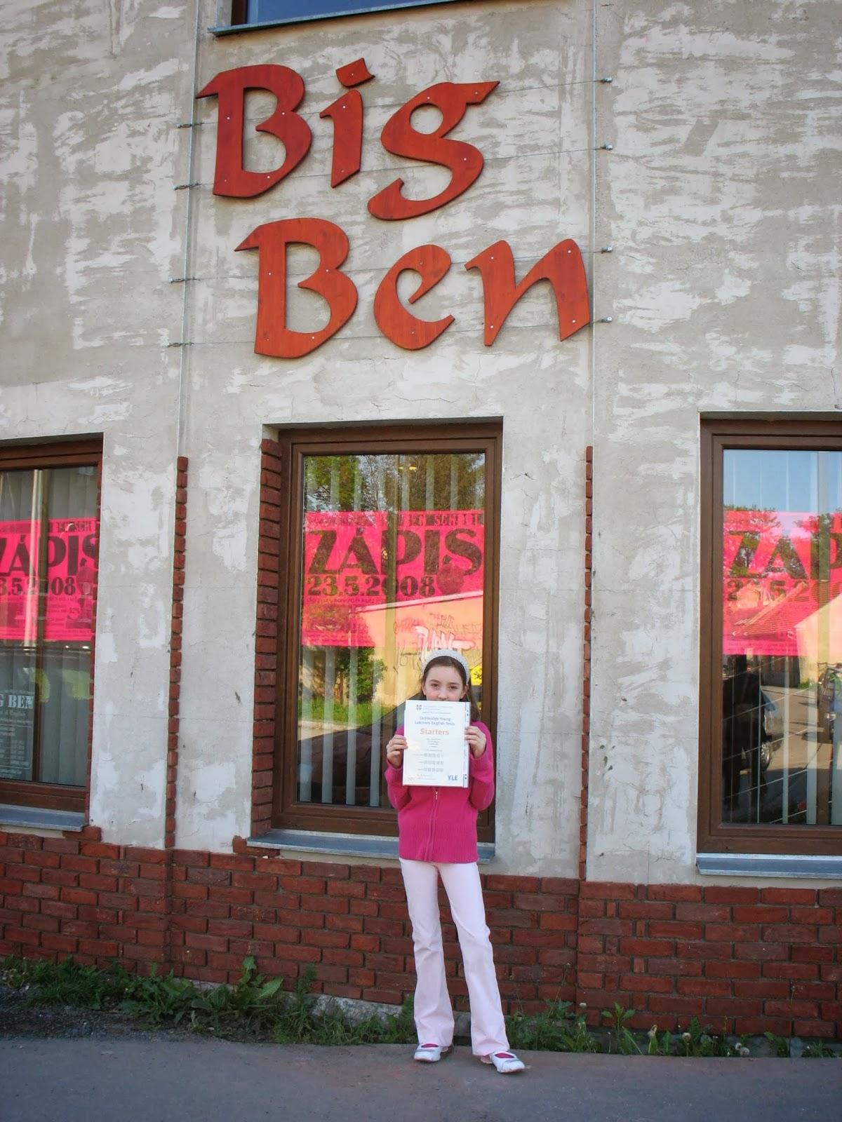 Jazyková škola Big Ben