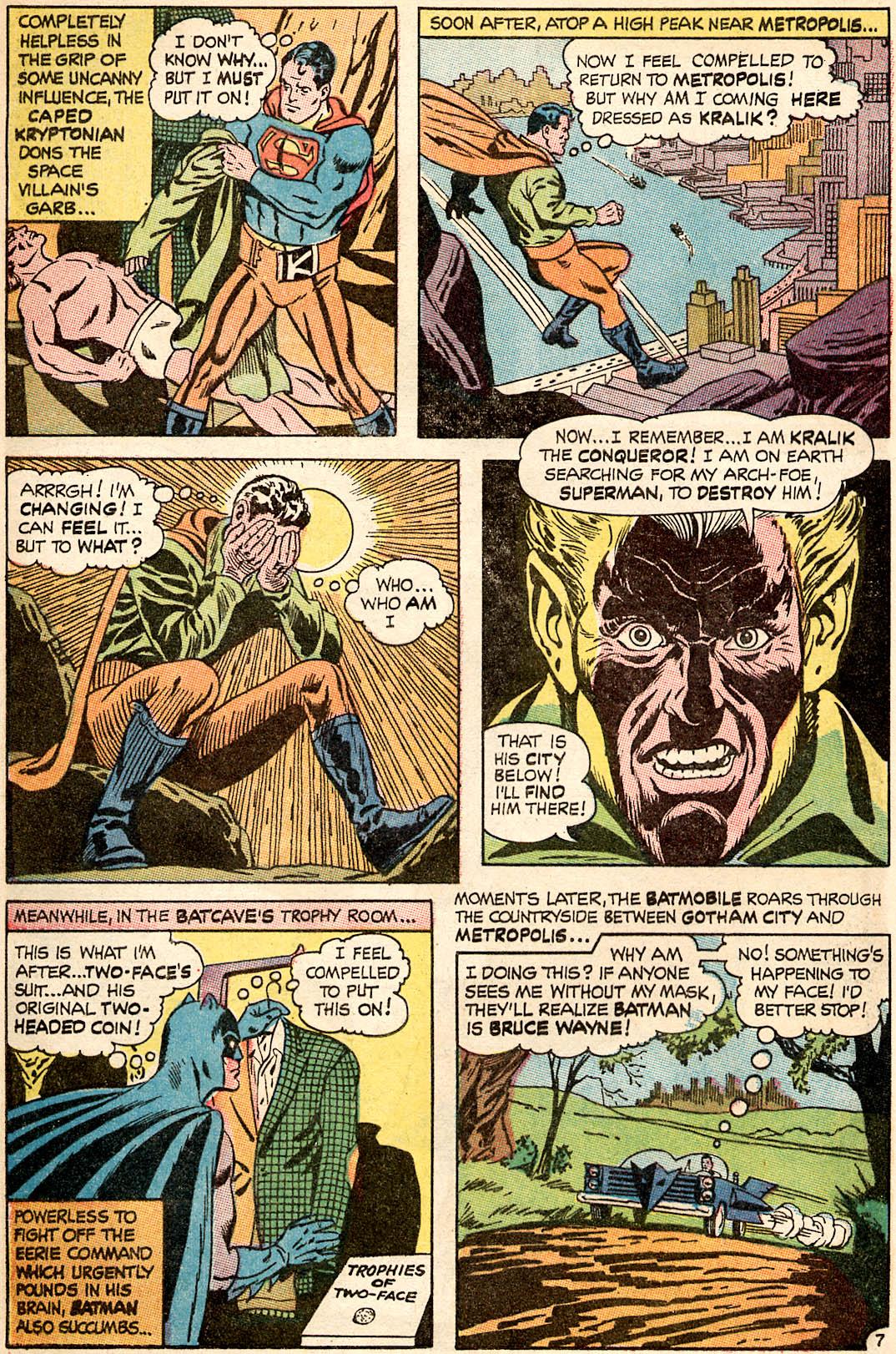 Read online World's Finest Comics comic -  Issue #173 - 9