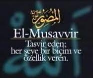 336 El Musavvir hikmetleri