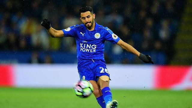 Mahrez Ingin Tinggalkan Leicester