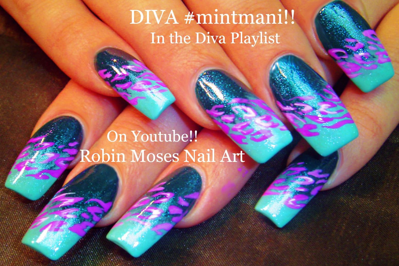 christian nail art designs