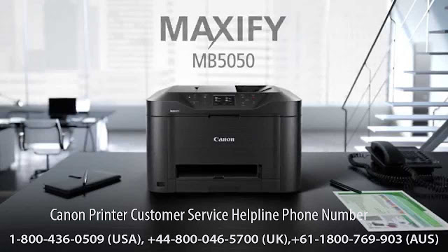 Canon MAXIFY is All You Need to Run Your Small Business Efficiently| Canon Printer Helpline 1-800-436-0509