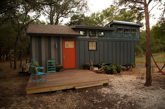 World Travler House, Tiny House Nation