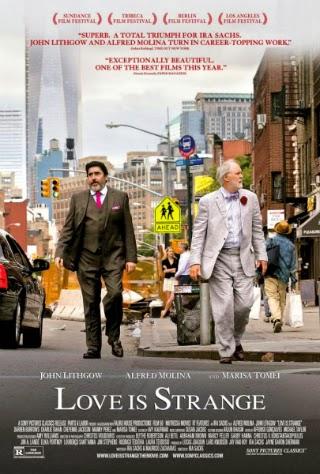 Love Is Strange [2014] [DVD FULL] [Latino]