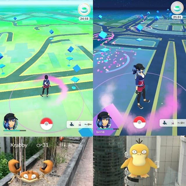 PokémonGO craze