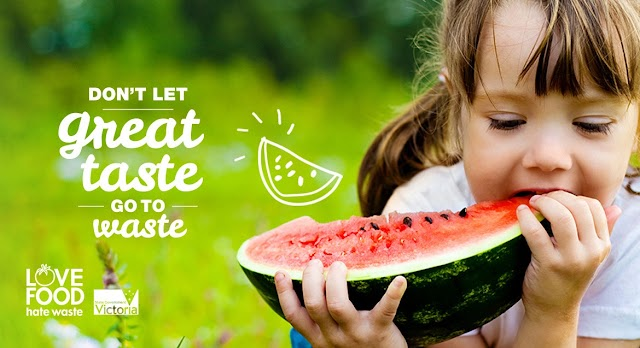 Love Food Hate Waste : Lets Do it!