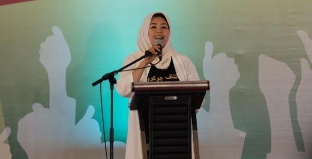 Yenny Wahid: Prabowo Kutip Data yang Salah soal Pertahanan