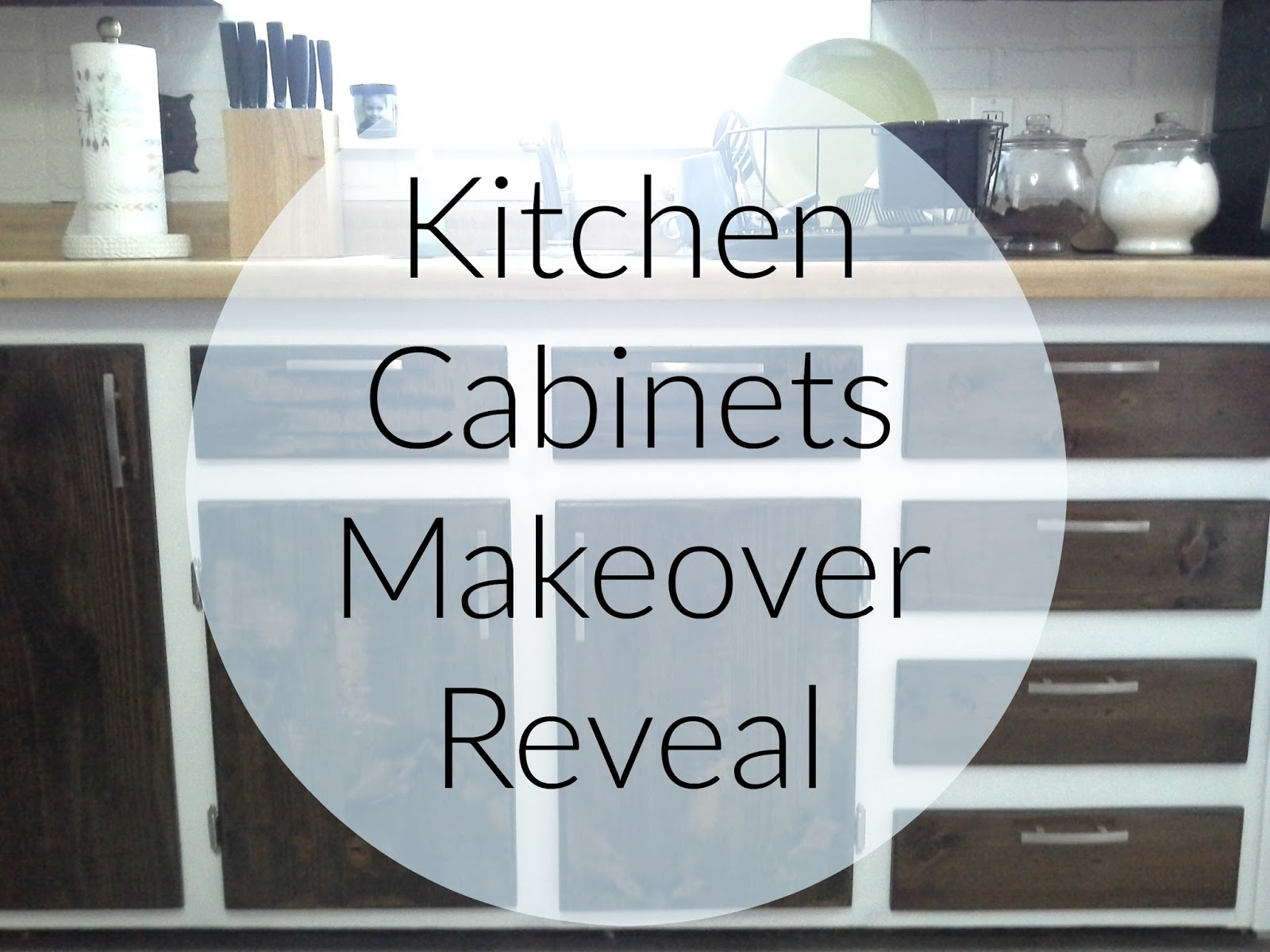 Lilly\'s Home Designs: Kitchen Cabinet Makeover Reveal