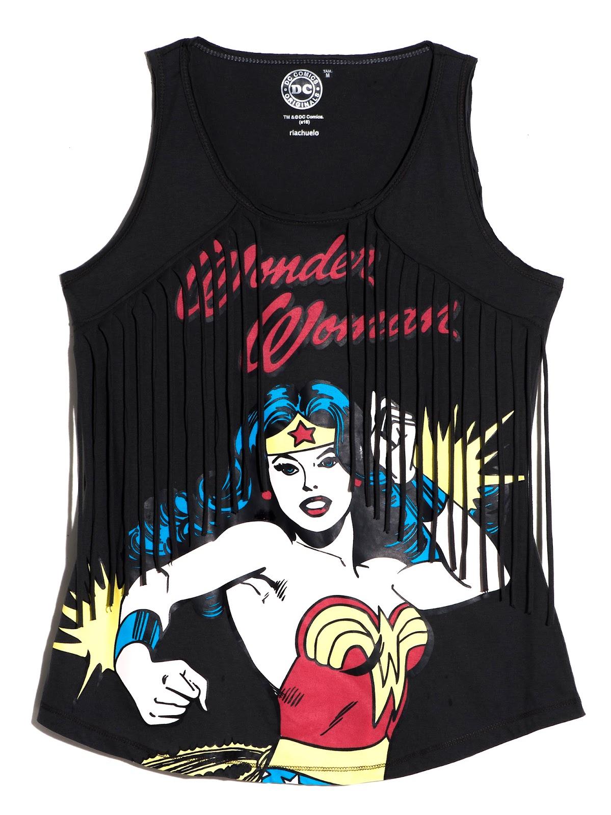 b700b5480d Glamour e Felicidade  Moda  Riachuelo sugere camisetas da Mulher ...