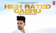Guru Randhawa new song High Rated Gabru Song Hindi Best upcoming Hindi film Nawabzaade movie 2018