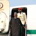 Shugaba Muhammadu Buhari ya dawo Najeriya.