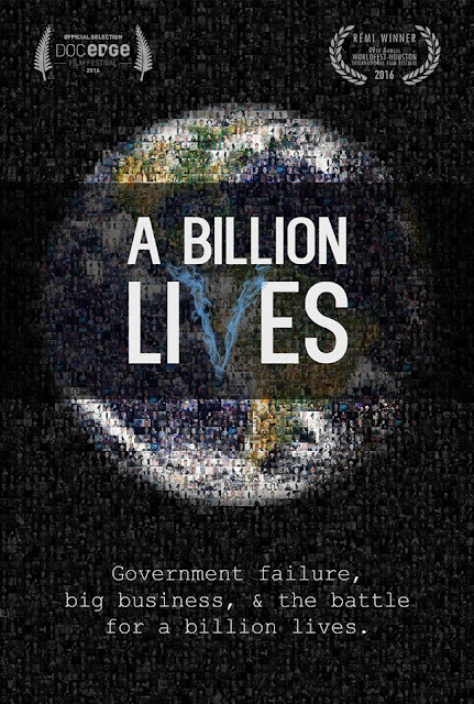 A Billion Lives (2016) ταινιες online seires oipeirates greek subs
