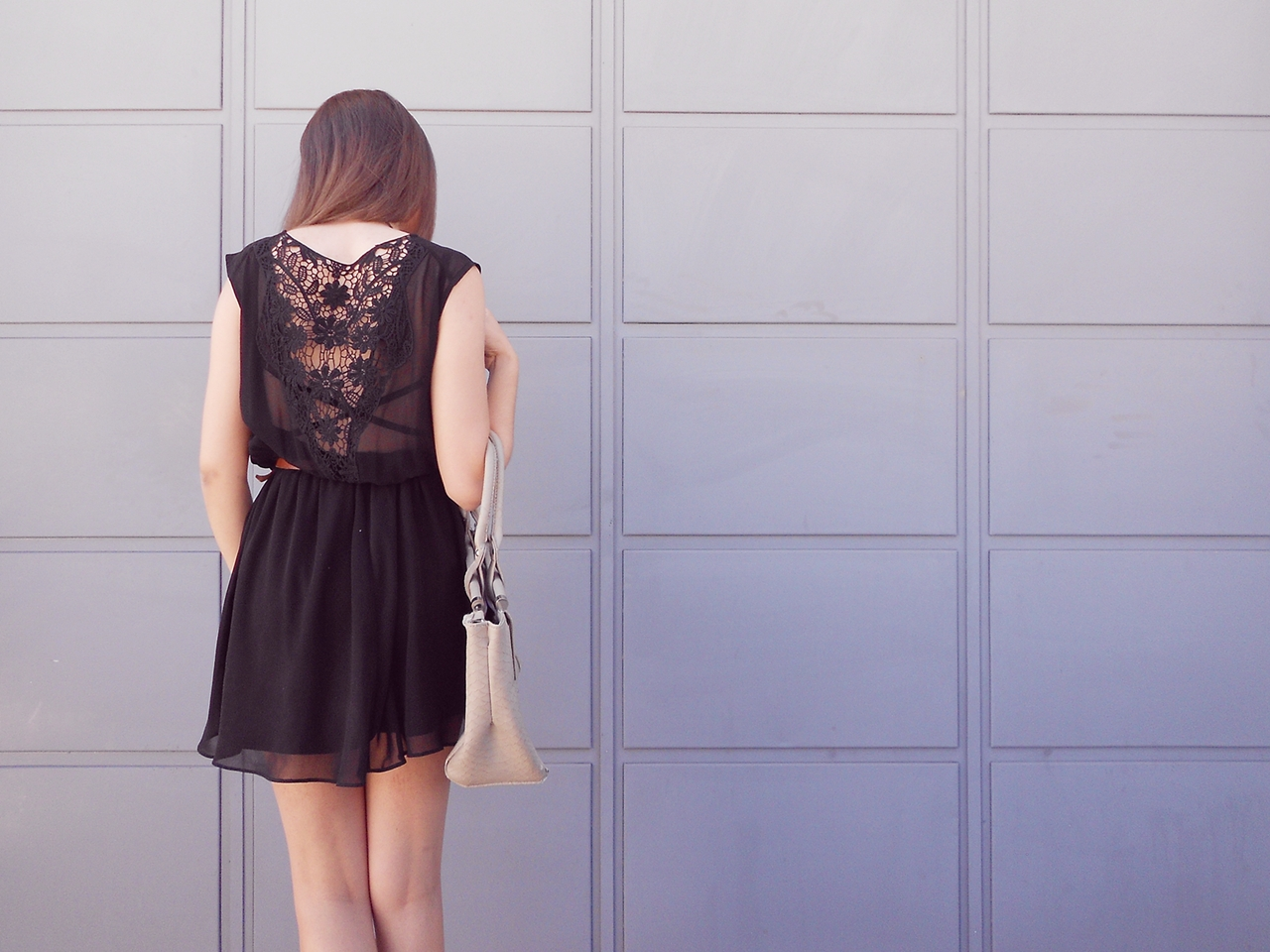 outfit | my little black dress