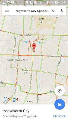Cara menggunakan Google Maps secara Offline pada Android 2016