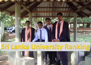 Sri Lankan state & Private Universities, Campuses and Higher Education Institutes World Rankings