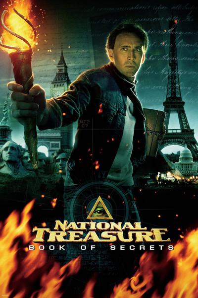 فيلم National Treasure: Book of Secrets 2007 مترجم