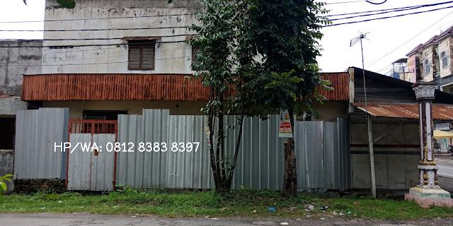 Kredit Rumah Dan Tanah Murah Di Jl Ayahanda Medan