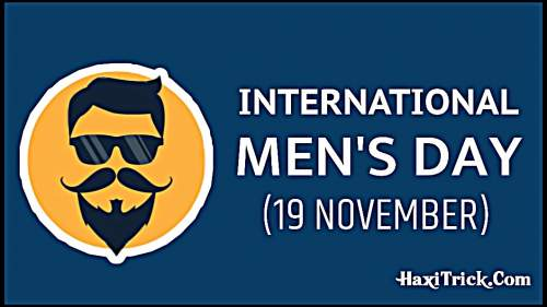 Happy International Mens Day 19 November Image Photo Pics Hindi