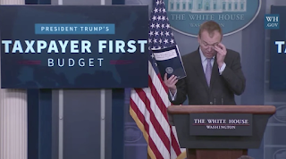 Trump Releases Budget That Slashes Government Programs