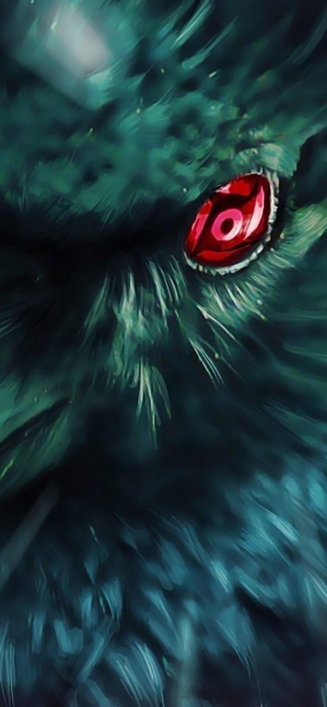 Itachi Crow Sharingan 4k Wallpaper 1
