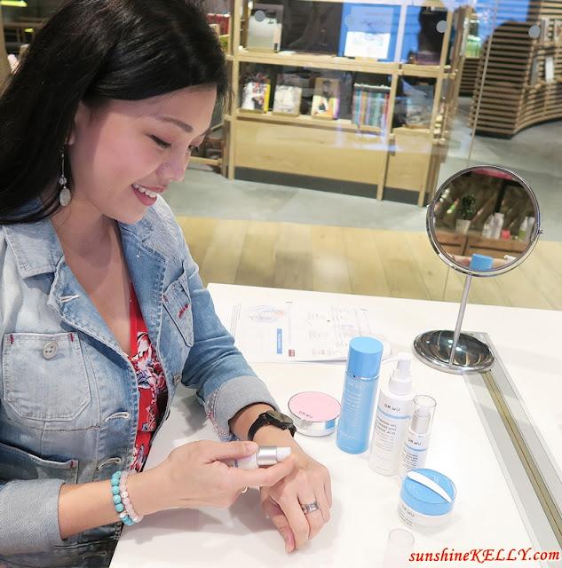 Dr. Wu DD Cushion, Hyalucomplex Hydrating System & Mandelic Renewal System Skincare Tips