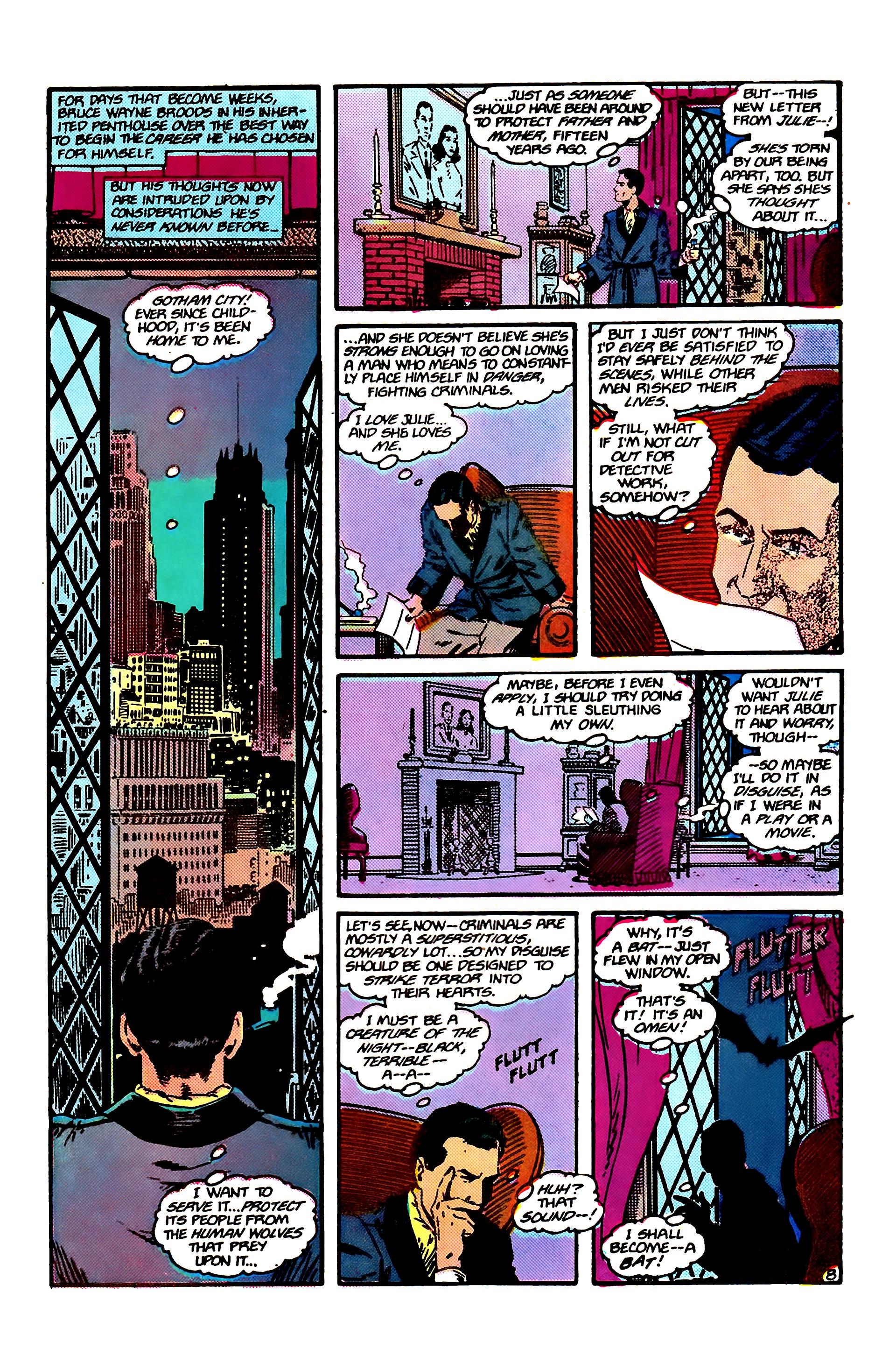 Read online Secret Origins (1986) comic -  Issue #6 - 10