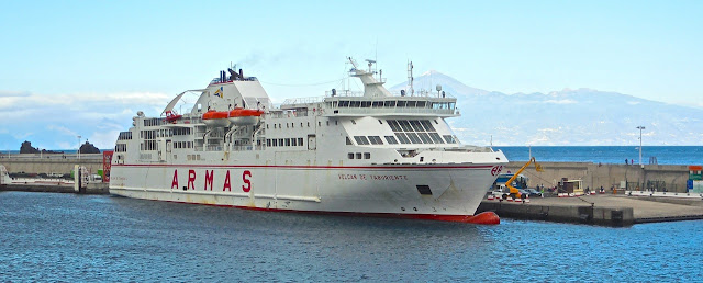 Canary Island Ferry Schedule