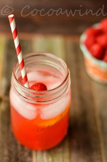 Single Serve Raspberry Lemonade: An Ode to Summer