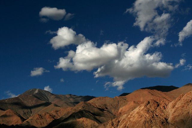Zanskar and Ladakh Mountain Ranges