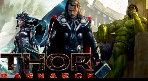 [ Dual Audio Hindi or English ] Thor Ragnarok Full movie download in hindi dubbed