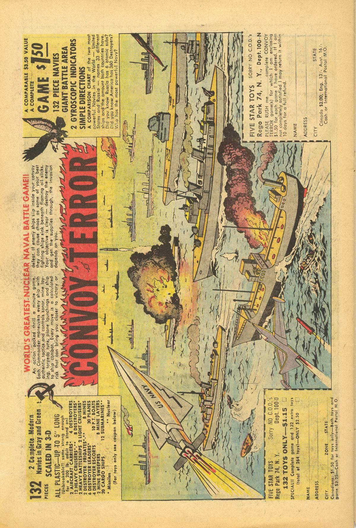 Strange Adventures (1950) issue 148 - Page 34