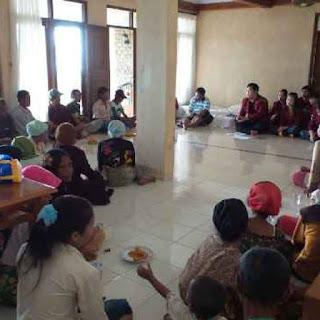"""Berwisata Sosial : Desa """"Rahasia"""" Di Pesisir Laut Kawasan Konservasi Ujung Kulon"""