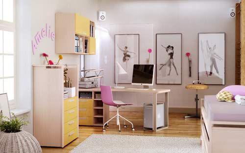 Neat Teenage Bedroom Design Ideas  Modern and Cool Kids