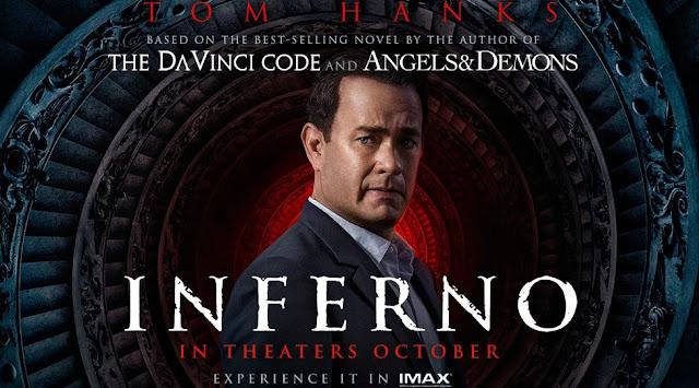 posterul filmului Inferno