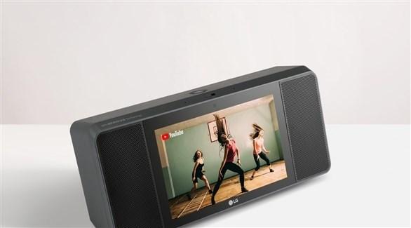LG تطرح شاشة ذكية جديدة