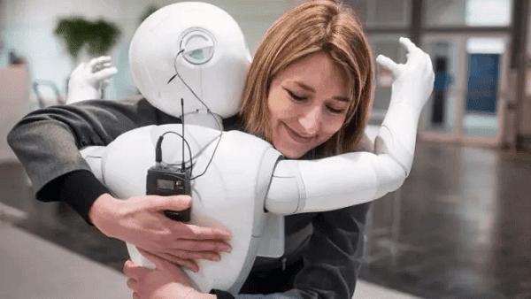 آداب الآلة : ثق بي ، أنا روبوت