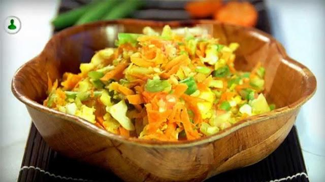 Cara Membuat Dan Resep Orak Arik Sayuran Spesial