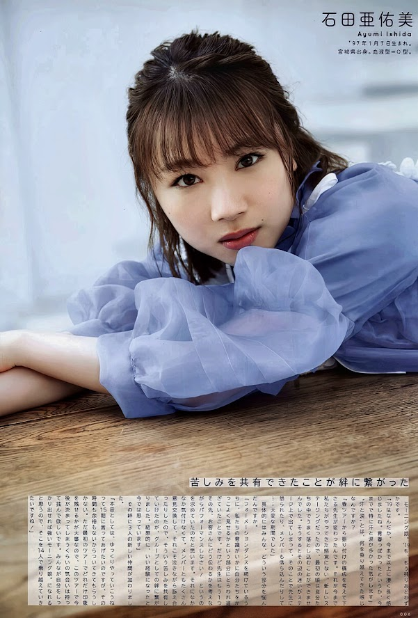 [UP TO BOY] 2019.12 vol.284 Morning Musume '19 モーニング娘。'19 - Girlsdelta
