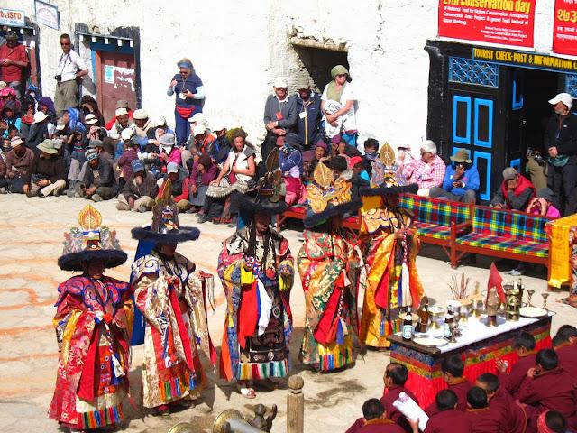 Tiji Festival in Nepal