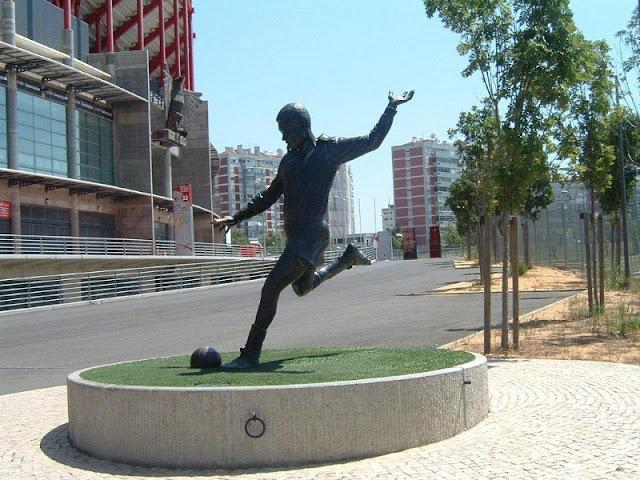 História do Estádio da Luz em Lisboa