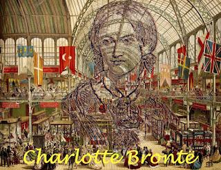 Charlotte Brontë en su visita a la Gran Exposición Universal de Londres de 1851