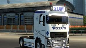 Volvo 2013 Sijm Trans Skin
