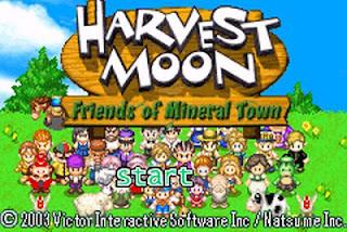 Harvest Moon GBA Apk