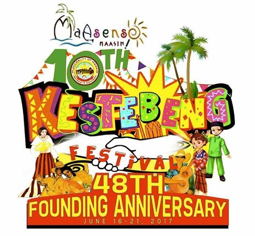 Maasim's Kestebeng Festival 2017 Schedule of Activities