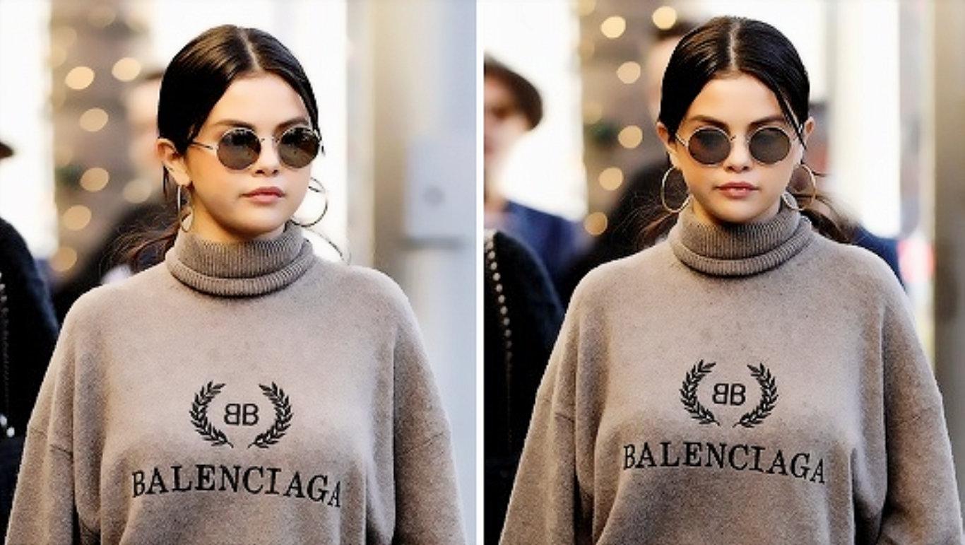 Selena Gomez Latest Stylish Wallpaper
