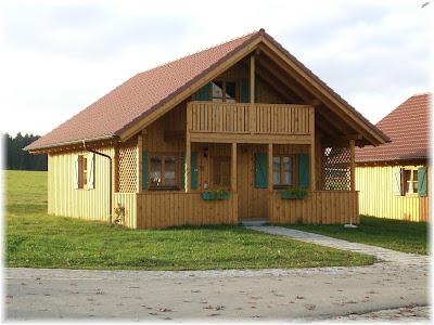wood style house 01