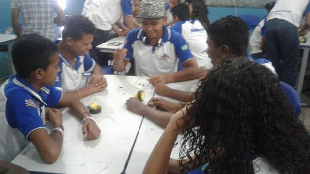 Estudantes de Codó participam de ação do Programa