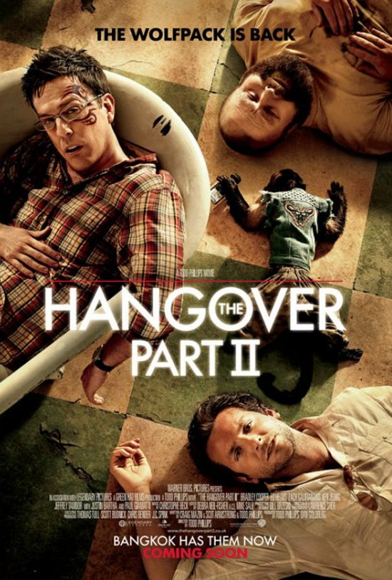 Digitista Mediawave The Shocking Sequel The Hangover Part Ii