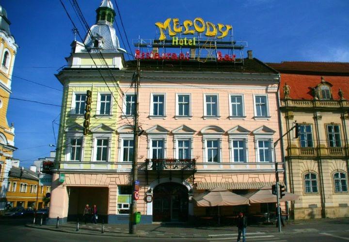 Hotel Melody Cluj